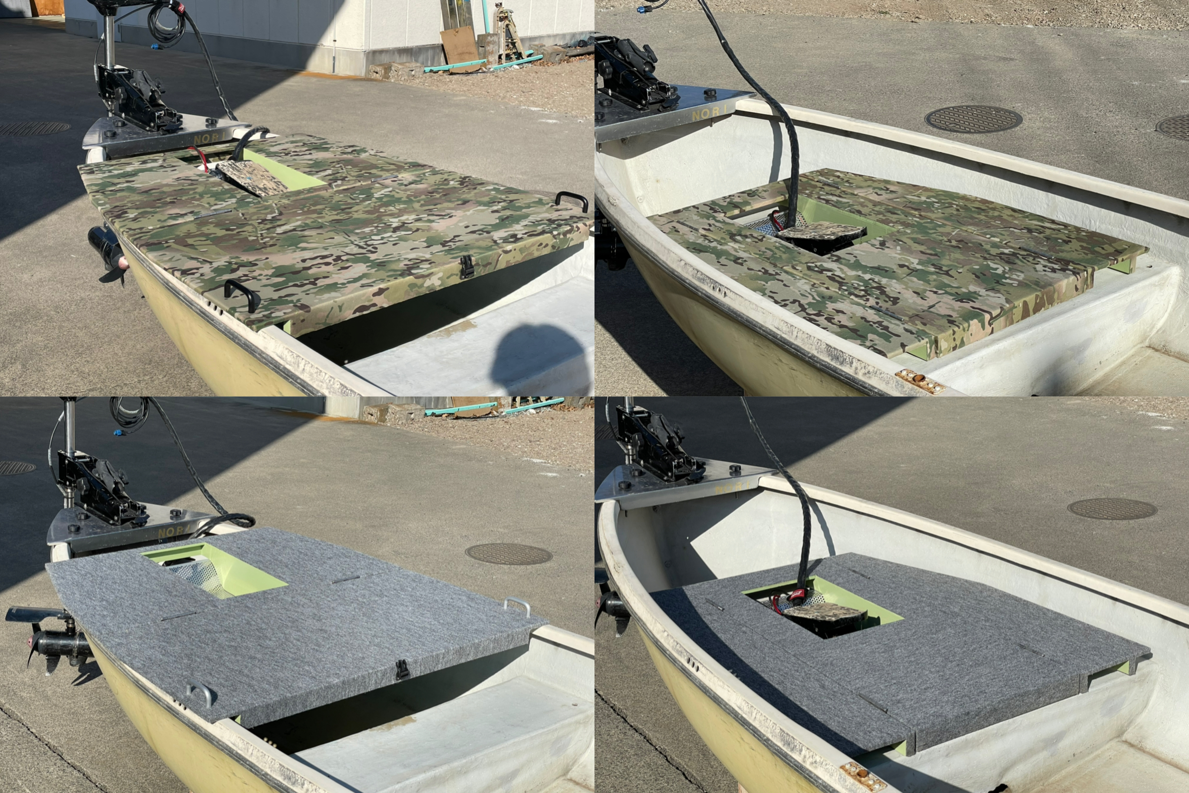 レンタルボート用品